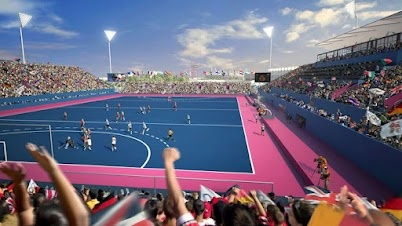 Wish I could of gone to the hockey at London 2012