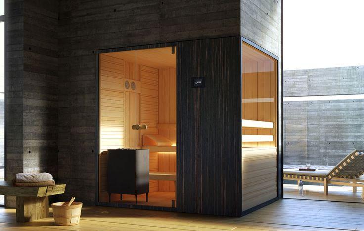 Menegatti Lab #Glass #Loyly #Sauna