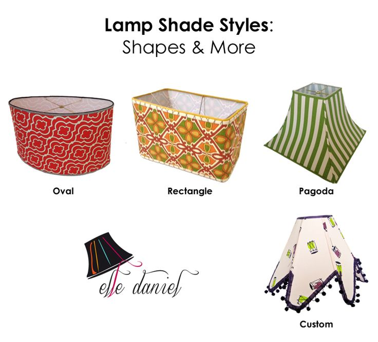 Best 25 Rectangle Lamp Shade Ideas On Pinterest