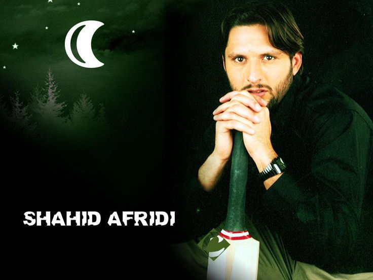 Watch Online Free Movies: Shahid Khan Afridi Full size Wallpapers