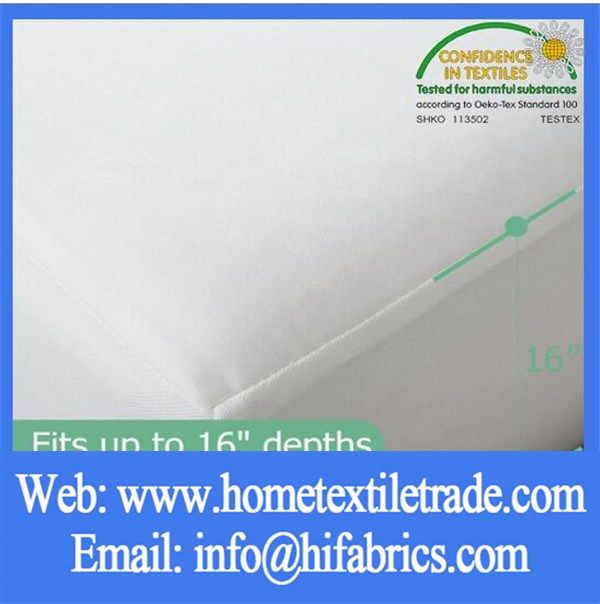 Cotton waterproof crib mattress pad protector quilted soft waterproof durable hypoallergenic crib mattress...     https://www.hometextiletrade.com/us/cotton-waterproof-crib-mattress-pad-protector-quilted-soft-waterproof-durable-hypoallergenic-crib-mattress-pad-cover-protector-in-boston.html