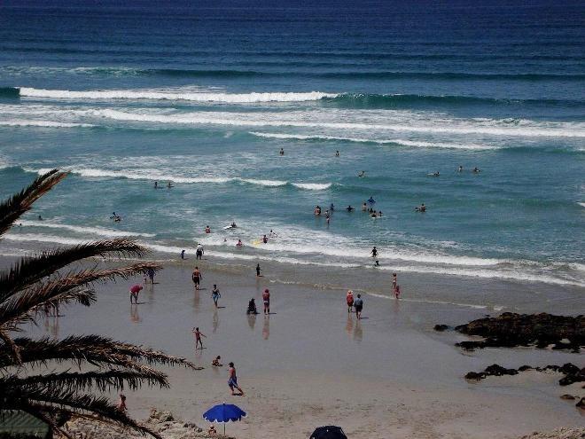 Hermanus - Voëlklip Beach  Blue Flag pristine beaches!