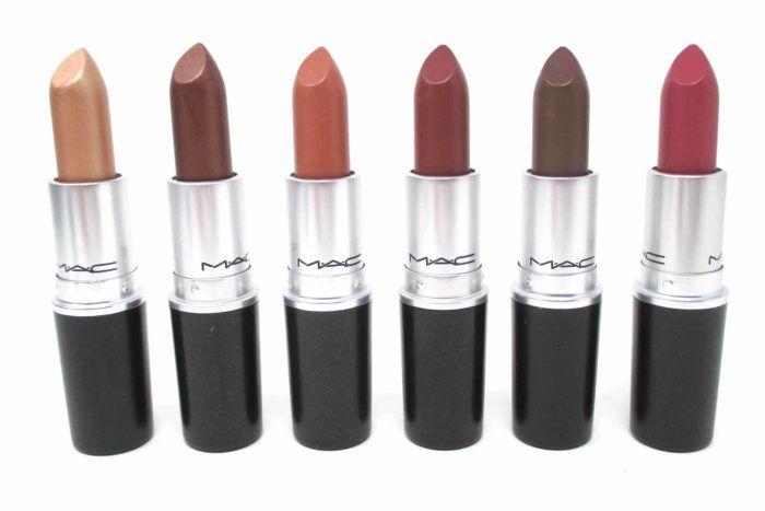MAC Lipstick Shades Perfect For Winter 2017 #prsample