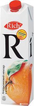 Упаковка сока Rich Combifit Aпельсиновый 1 л х 12 шт (4820039351722_4820039351791)