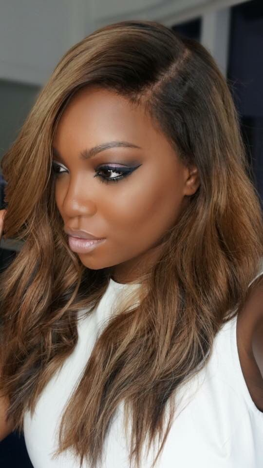 Love Tiarra Monets gorgeous hair and makeup here!!..❤️