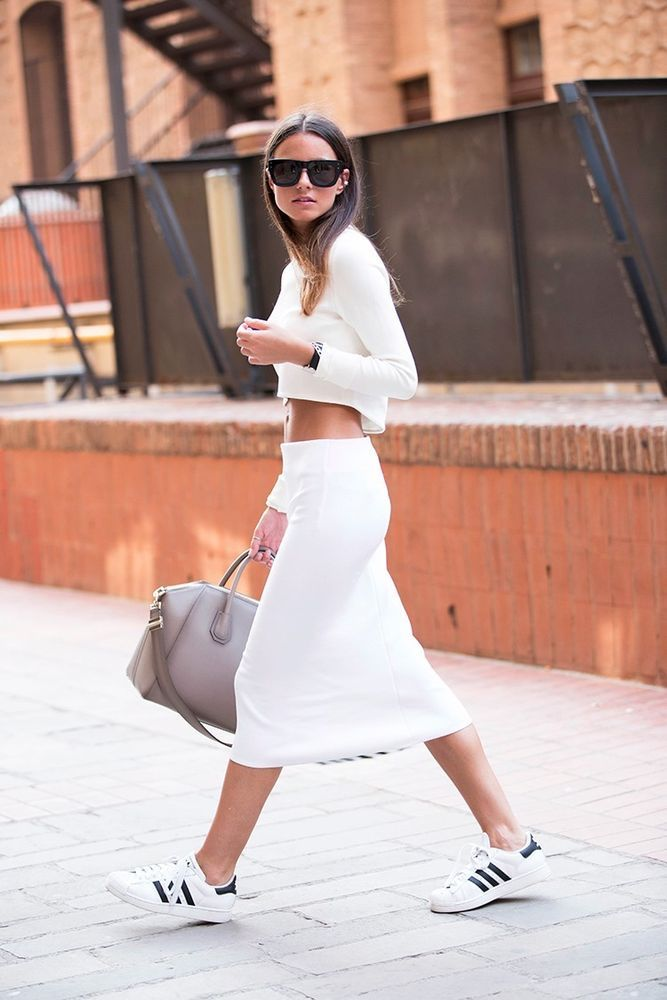 Top 25 ideas about Trend Alert - Long skirts on Pinterest | Street ...