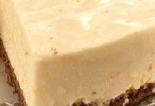 Cheesecake cioccolato bianco senza cottura
