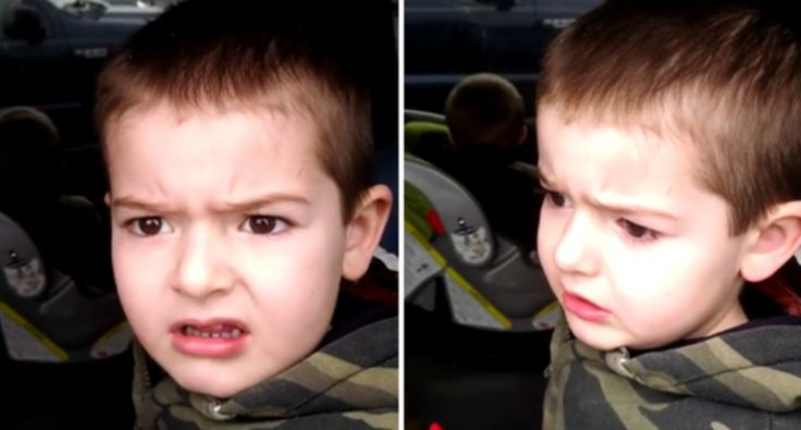"Surprise Gone Wrong! Boy Would Rather Go To ""Broccoli Farm"""