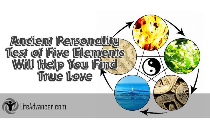 Finding True Love Using the Ancient Personality Test of Five Elements