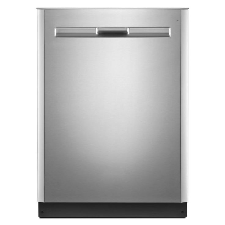 Maytag 47-Decibel Built-in Dishwasher (Fingerprint Resistant Stainless Steel) (Common: 24-in; Actual: 23.875-in) ENERGY STAR