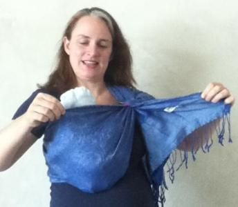 Make your own ring sling instructions