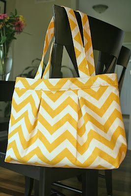 Great pattern -- so well written and easy to follow. I love my new bag!