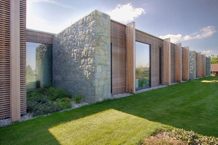 House Tabasek by Qarta Architektura
