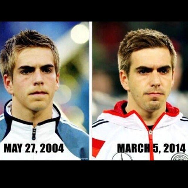 Philipp Lahm is immortal