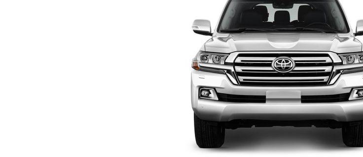 Land Cruiser - Toyota Magelang