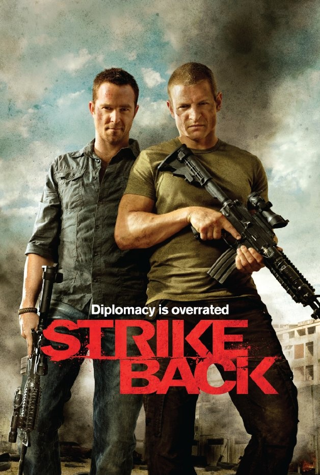 Strike Back (TV series 2010) - Pictures, Photos & Images - IMDb
