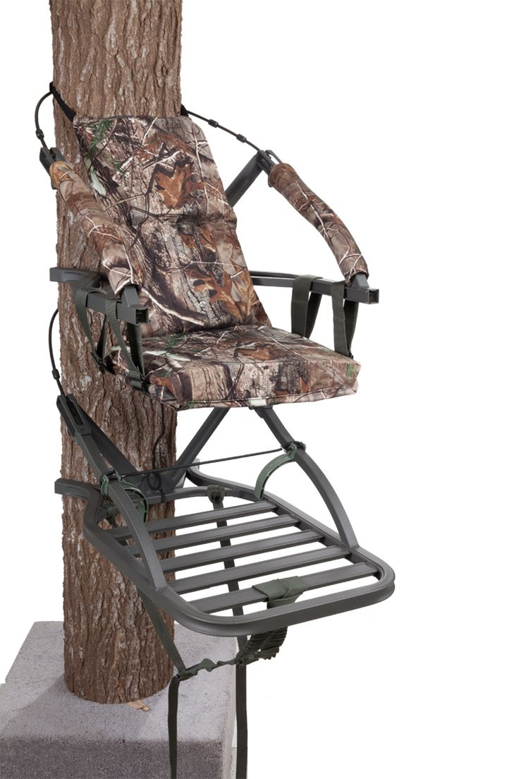 Bow hunting chair - Best Deer Hunting Products For A Tough Reliable Stand That Offers No Distractions Which Is What The Summit Cobra Sd Is Designed To Do