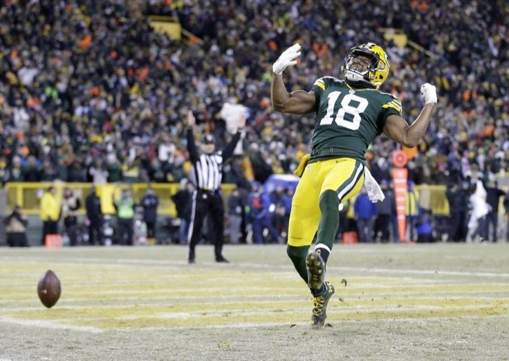 Has Randall Cobb Been Slacking Off? -- There are rumors that Green Bay Packers receiver Randall Cobb may not have been in the best condition since getting paid. It's an interesting theory.