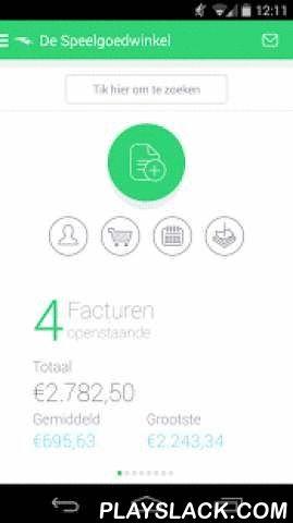 Invoice & Estimate Invoice2go  Android App - playslack.com ,  Factureren & offertes maken met Invoice2go. Invoice2go maakt het voor kleine bedrijven eenvoudig om professionele facturen te maken en te versturen. We bieden de ideale oplossing voor alle soorten bedrijven; van timmerlieden en hondenuitlaters tot webdesigners en architecten. Het maken, ordenen en versturen van facturen wordt minder omslachtig en tijdrovend.De beste redenen om te factureren met Invoice2go:- Verstuur direct een…