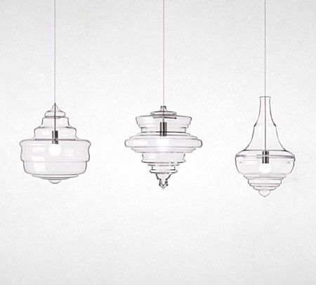 Neverending glory collection by plechac henry wielgus jan lasvit options for kitchen pendants