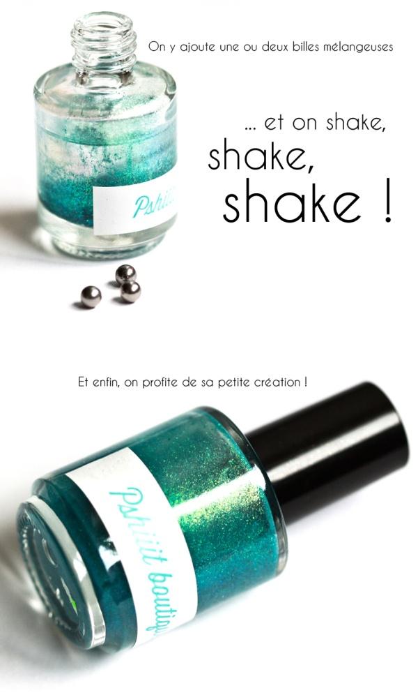 Comment faire son propre vernis à ongles? (DIY Franken) | PSHIIIT