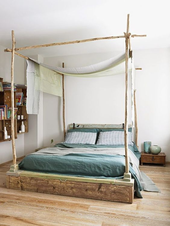 10 ways to decorate with branches and give your home a rustic and boho vibe.Give it a go because when it comes to decorating on a budget there is nothing better than earthy natural and readily available materials! #boho #rustic #diy #diydecor #interior #decor #branches #bedroomdecor #bedroom #bedromideas #bedroomdesign #bedroominteriordesign #bedroomhomedecor #decor #homedecor #interiordecoronabudgetbedroom