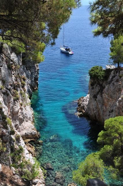 Greece Travel Inspiration - Skopelos, Greece