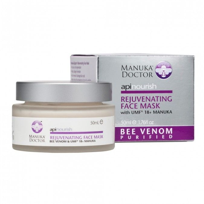 This rich Rejuvenating Mask contains a unique formulation to nurture & restore skin to help reduce the signs of ageing - hydrationfor youthful looking skin.
