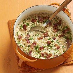 Bacon Risotto - Allrecipes.com