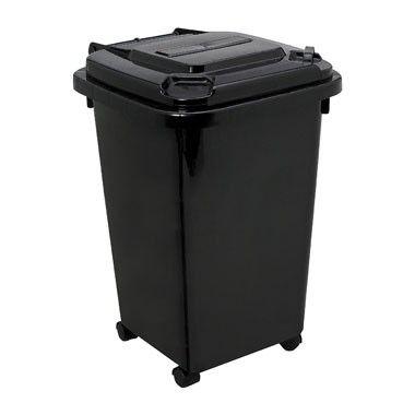 Kliko 50 liter zwart Zwart