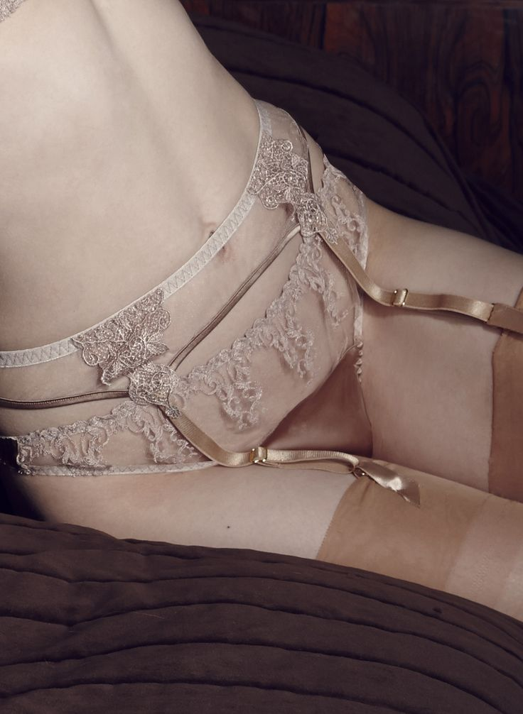 Champagne embroidered thong and suspender: http://www.fleurofengland.com/sets/4573-champagne-balcony-bra-suspender-belt-and-thong