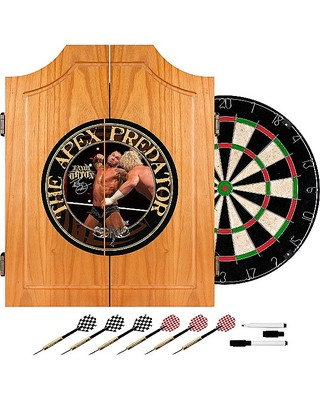 Dart board game, one of the best game to play inside when its so hot outside