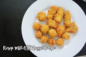 Resep mpasi nugget tempe homemade enak