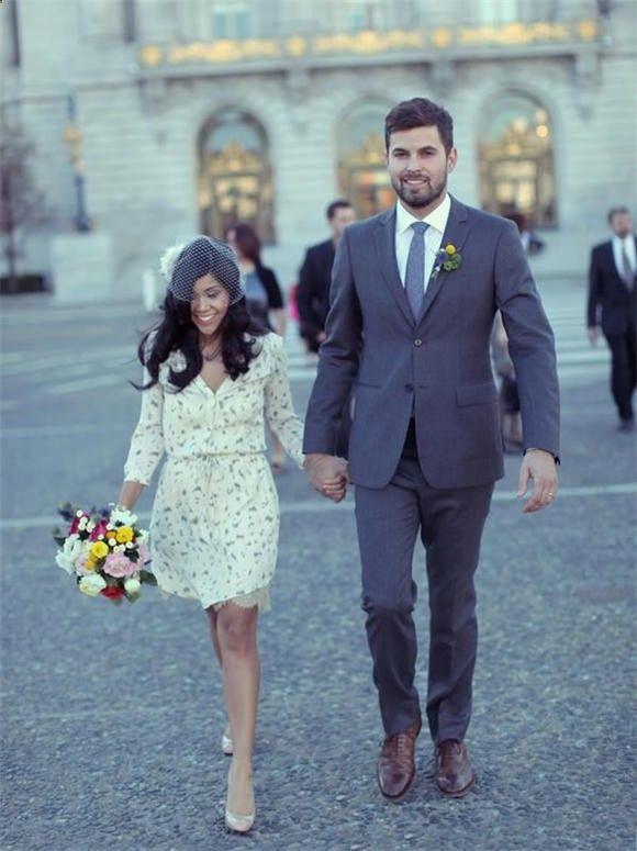 Winter Courthouse Wedding Dress Off 75 Medpharmres Com