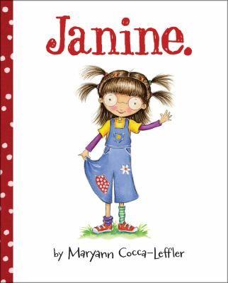 Janine by Maryann Cocca-Leffler