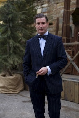 Mr Jeremy Hackett