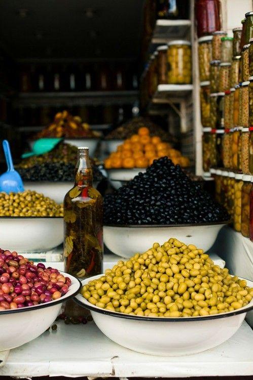 ** Greek olives **