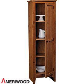 Ameriwood™ Single Door Storage Pantry at Big Lots.