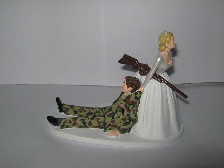 Redneck Wedding Cake Toppers | Redneck Wedding Ideas