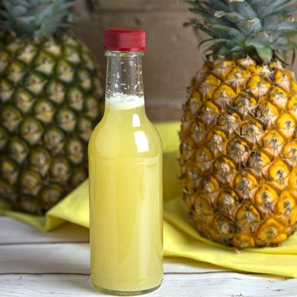 woda ananasowa