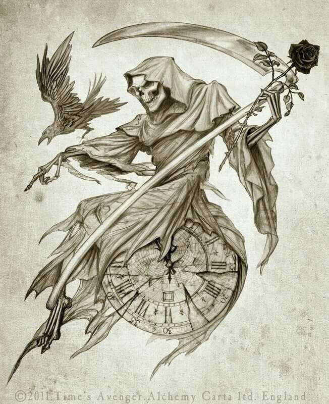 Death                                                                                                                                                                                 More