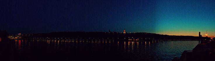 Вечерняя Москва-Река / Moscova di sera
