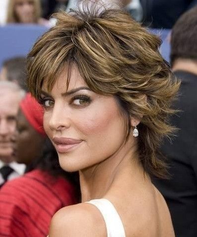 Shag Hairstyles For Over 50 Year Old Women | Short Hairstyle 2013