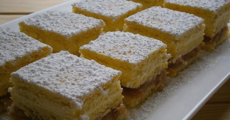 Méltán nagyon népszerű sütemény, sok helyen találkozhatunk vele. Legutóbb Tündénél  és általa Juditkánál  láttam, és az ő leírásuk alapján ...