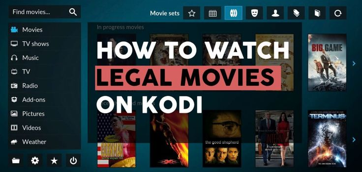 Stream Movies Legally on Kodi: 3 Safe Solutions to Watch Movies