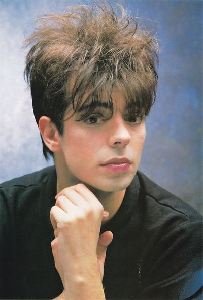 Ian McCulloch, ECHO AND THE BUNNYMEN......