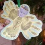 Manualidades navideñas: ángel de Navidad