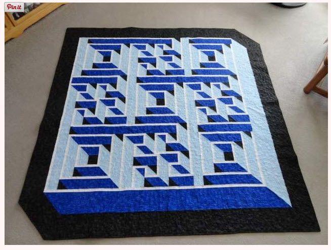 43 best Labyrinth Walk quilt colorways images on Pinterest | Quilt ... : labrynth quilt - Adamdwight.com