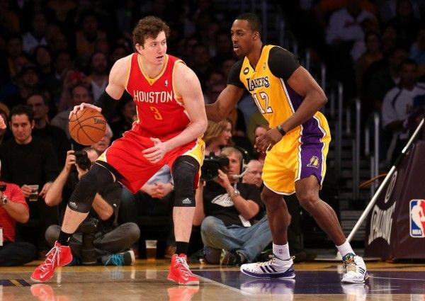 "Houston Rockets: Omer Asik ""Has No Interest In Being Howard's Back Up"""