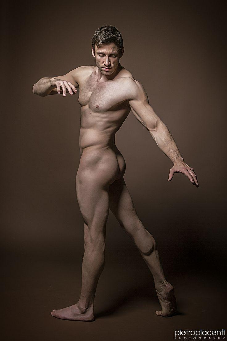 Photography nude human male